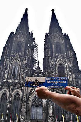 Cologne German Cathedral